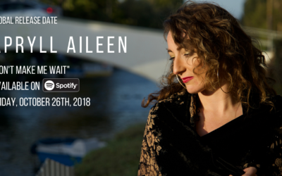 """APRYLL AILEEN – """"Don't Make Me Wait"""" Single Release Party Friday Night in St. Andrews"""