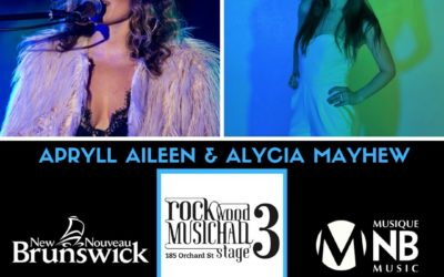 APRYLL AILEEN @ Rockwood Music Hall in NYC